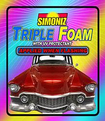 triple foam